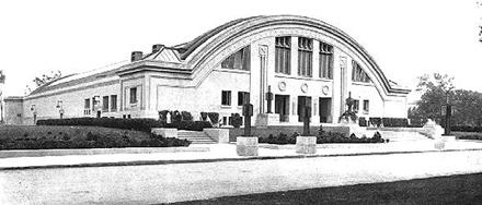 Patten Gymnasium