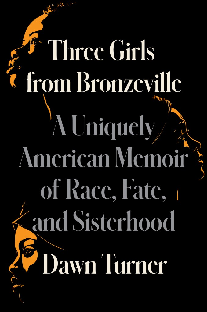 The cover for Dawn Turner's book Three Girls From Bronzeville