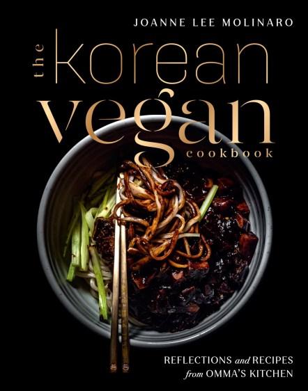 Korean Vegan food book