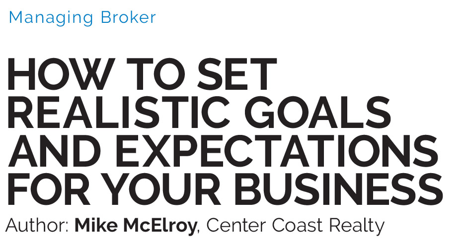 Set Realistic Goals and Expectations for Your Business