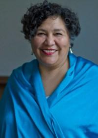 Sylvia Puente, executive director of the Latino Policy Forum