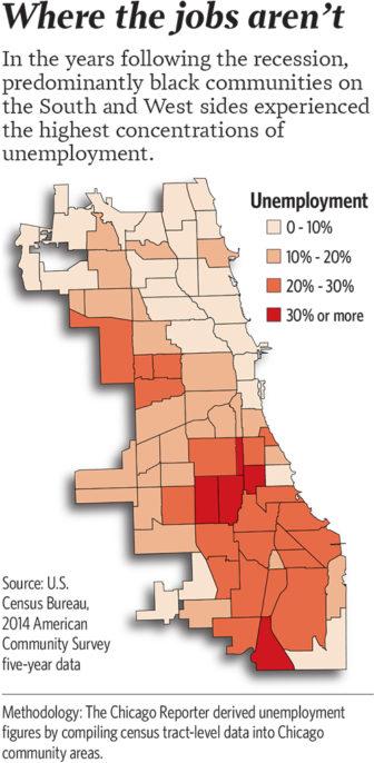 Unemployment-Map