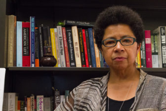 Longtime activist Barbara Ransby is the director of Social Justice Initiative at the University of Illinois at Chicago, and a professor of African American Studies, Gender and Women's Studies, and History.