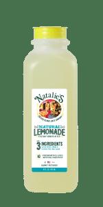 Natalie's Natural Lemonade for #NationalLemonadeDay