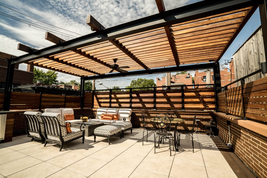 how much does a roof deck cost