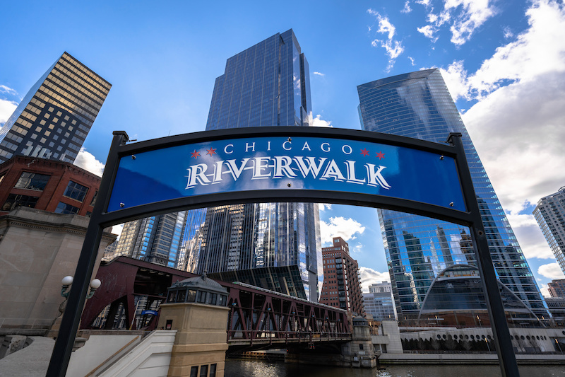 The Loop - Chicago Riverwalk
