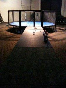 G2 Fight Night cage