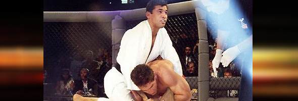 Ken Shamrock vs. Royce Gracie