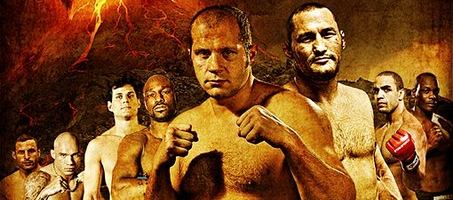 Strikeforce: Fedor vs Henderson