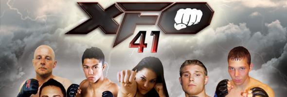 XFO 41, Outdoor War 7