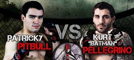 Bellator: Kurt Pellegrino vs. Patricky Pitbull