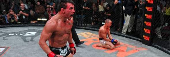 Eddie Alvarez vs. Michael Chandler