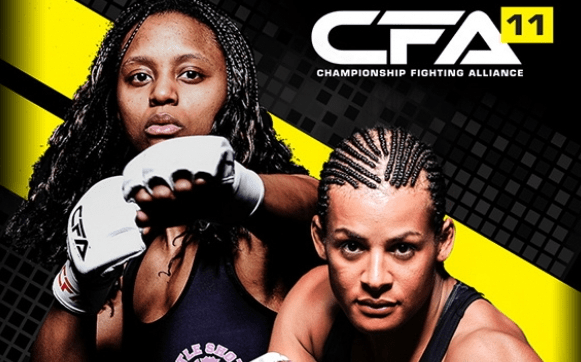 CFA 11: Fallon Fox vs. Alanna Jones