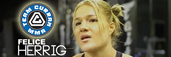 Felice Herrig, Team Curran