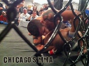 Troy Lamson vs. Angelo Rivera Jr. at Praetorian 2.5
