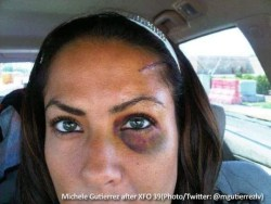 Michele Gutierrez after XFO 39