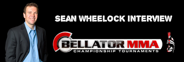 Sean Wheelock, Bellator play-by-play announcer