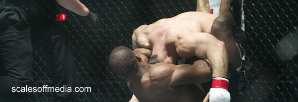 Louis Taylor vs. Robert Gotreau APFC 16