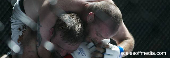 Jeremy Horn submits Dan McGlasson at APFC 16.