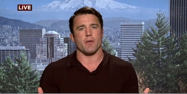 Chael Sonnen Fails Drug Test