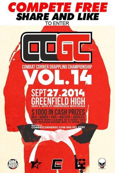 Combat Corner - CCGC