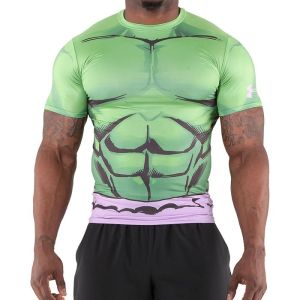 Under Armour Hulk Compression Shirt