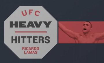 Ricardo Lamas UFC Heavy Hitters
