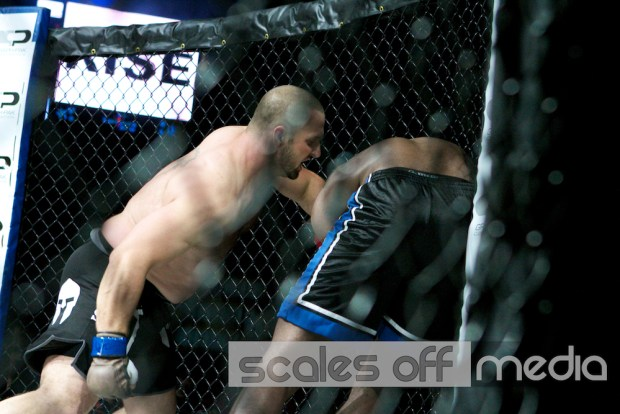 RISE 01: Jason Belyew vs. Anthony Kelly