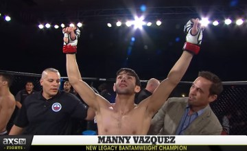 Manny Vazquez Legacy 51