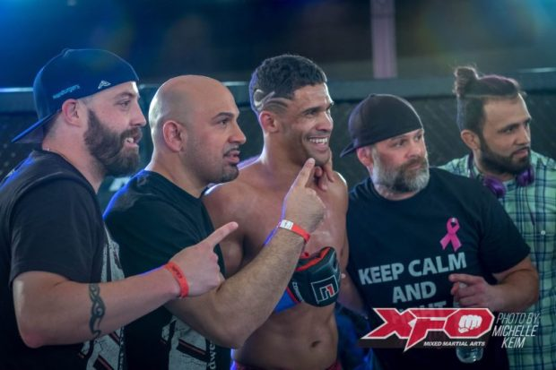 XFO 58: Damian Norris and MTC