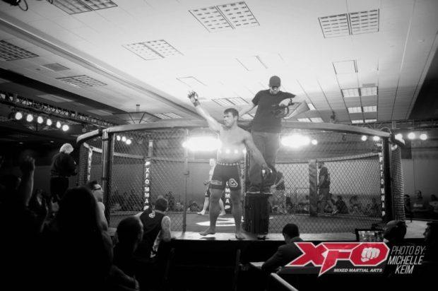 XFO 58: Rory Markham