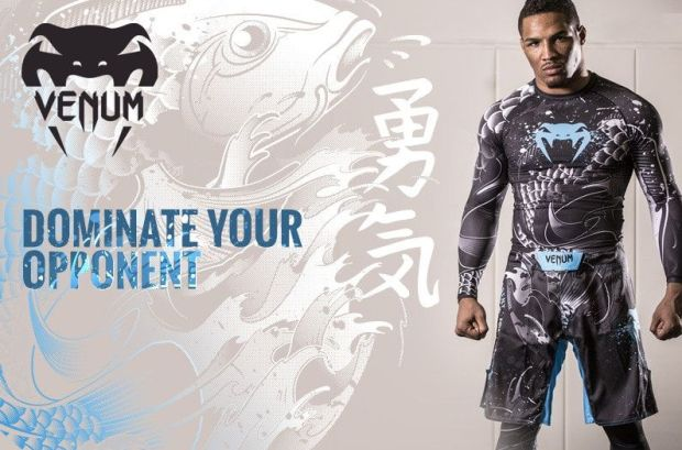 Dominate MMA with Venum