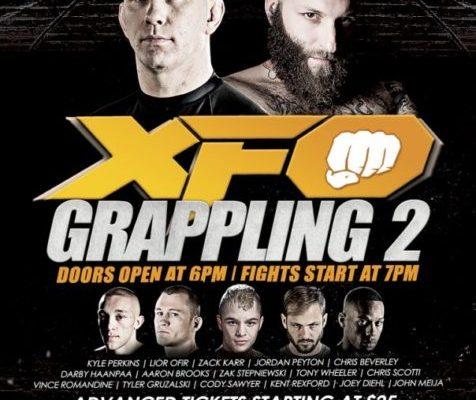 XFO Grappling 2
