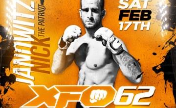 XFO 62 Nick Janowitz