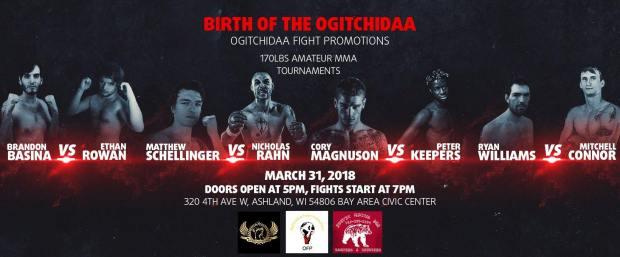 Birth of the Ogitchdaa