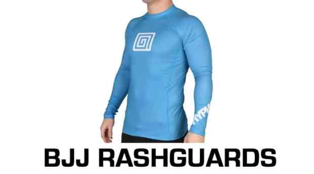 BJJ Rashguards