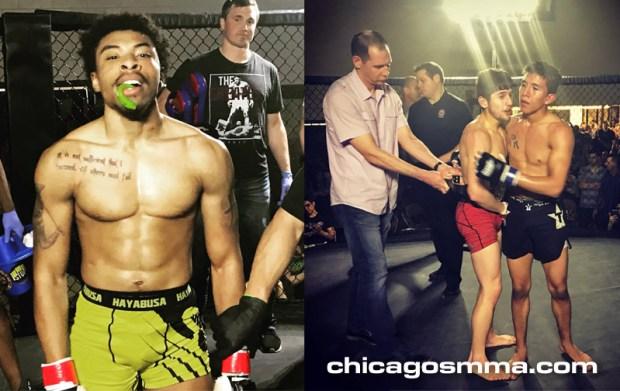 Total Fight Challenge: Emanuel Pugh, Anthony Farfan, Elias Garcia