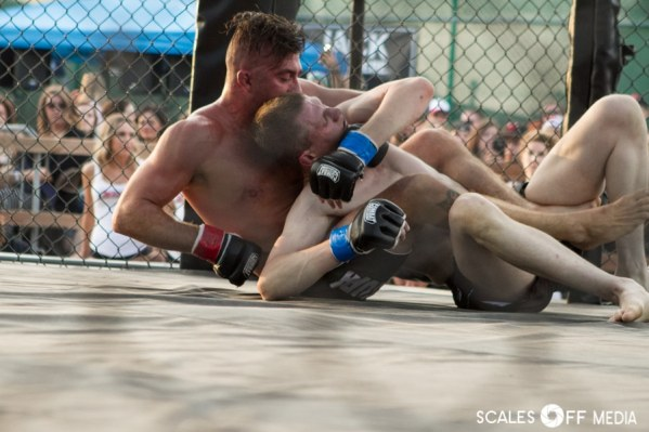 Ryan Deane at XFO Outdoor War