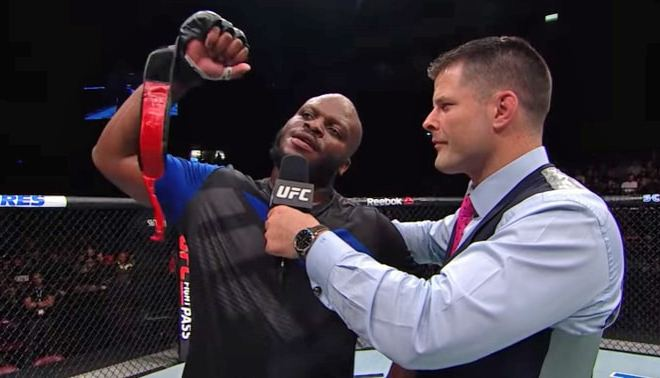 UFC Derrick Lewis Best Octagon Interviews