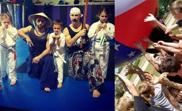 No Joke MMA Kids Summer Camp