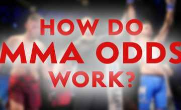 How Do MMA Odds Work?