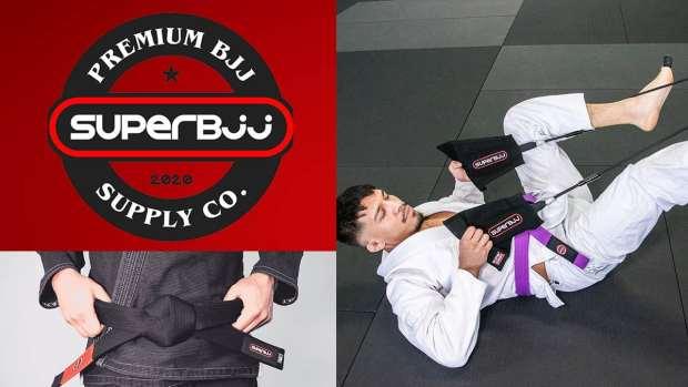 SUPERBJJ: Premium BJJ Belts, Jiu Jitsu and Judo Grip Trainers