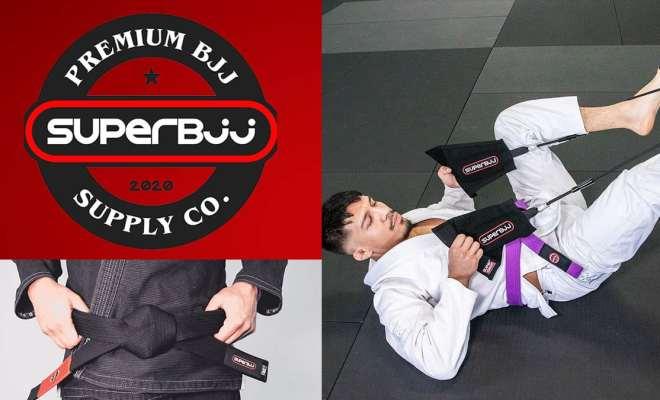 SUPERBJJ Premium BJJ Gear and T-Shirts
