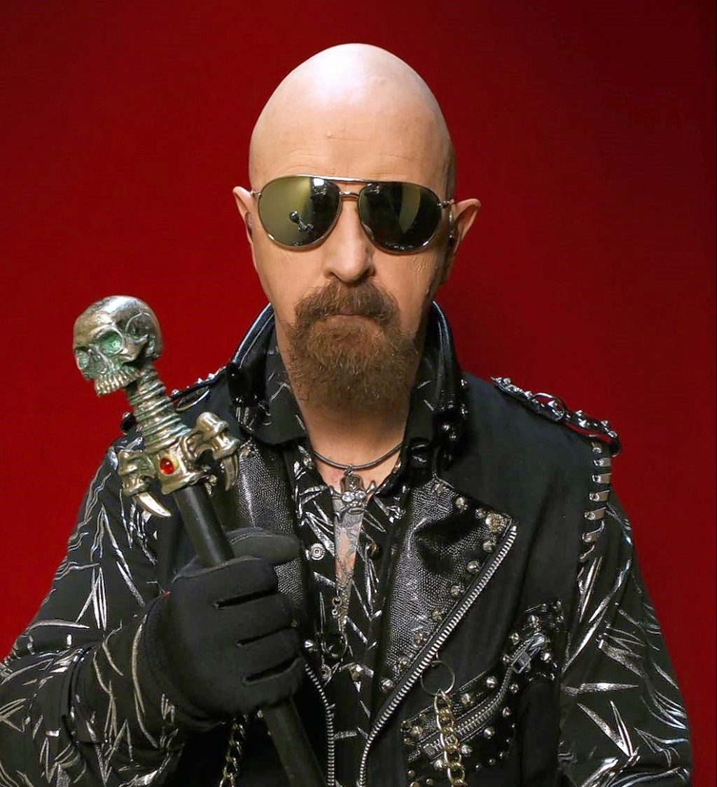 Rob Halford, lead singer of Judas Priest, will perform with the band Saturday, May 25, at the Rosemont Theatre.