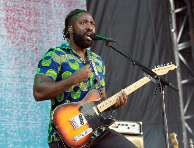 Kele Okereke and Bloc Party are slated for a spot at Riot Fest this September.