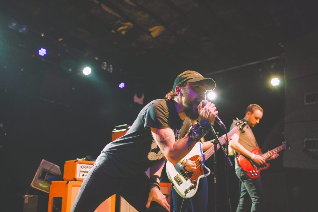 Guardrail joins a full lineup for Feels Fest 2019 at Berwyn's Wire Saturday, July 27. - Courtesy of Rob Haberman