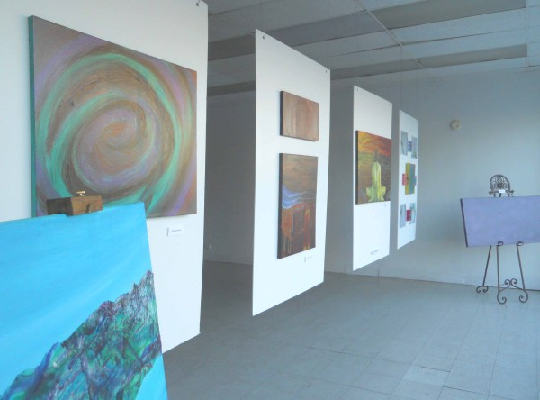 Pop Up Art Galleries