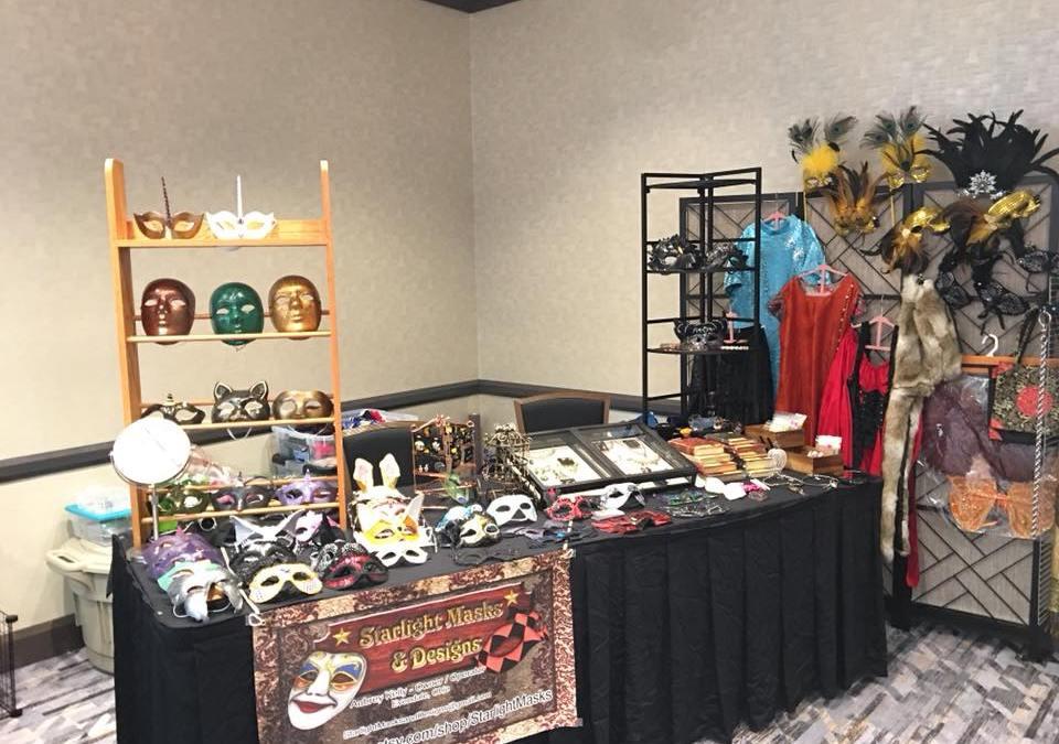Starlight Masks and Designs