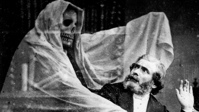 Ghosts, the Victorians and Us