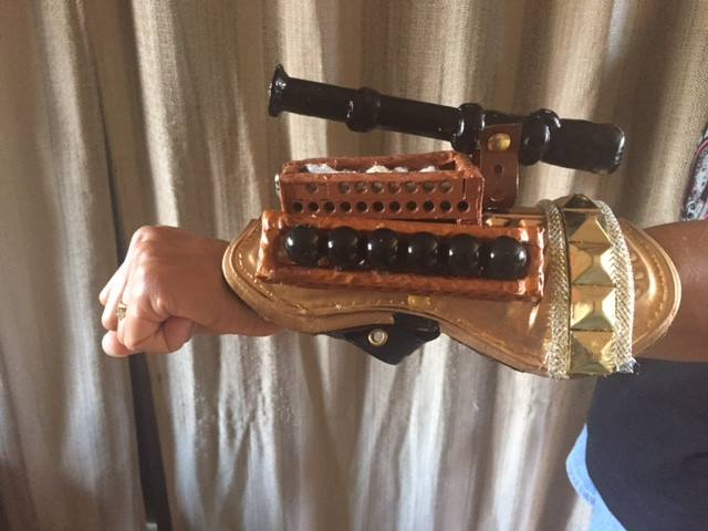 Create Your Own Preposterous Steampunk Bracer